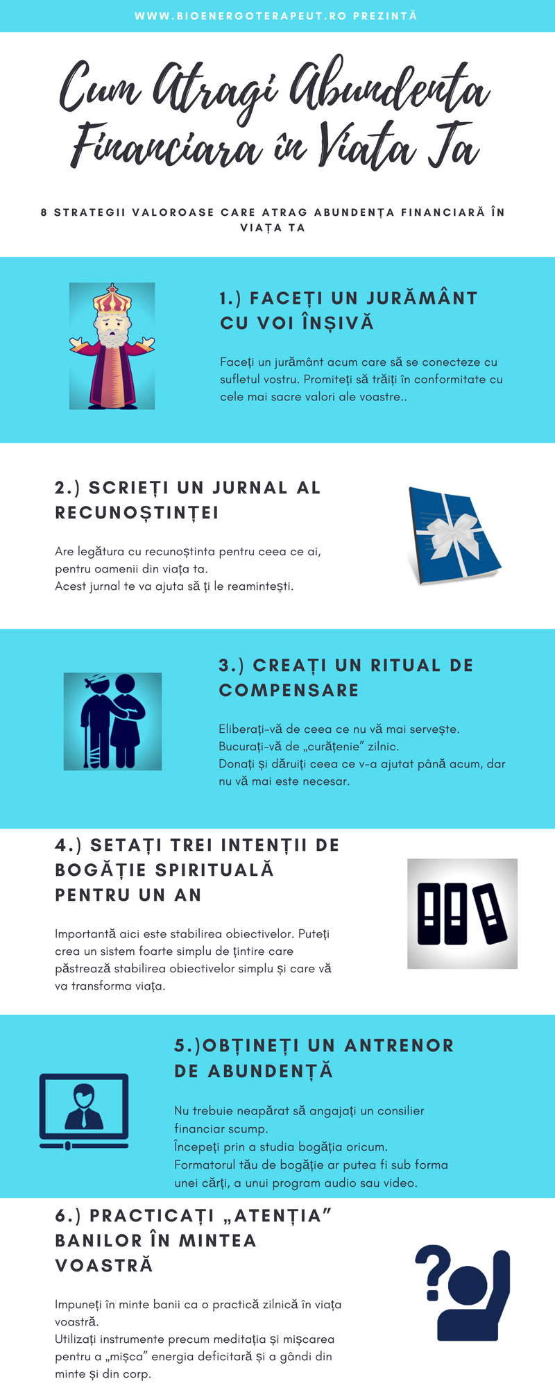 infografic abundența financiară