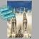 Infografic: Cele mai Importante Catedrale Gotice din Europa